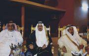 الشيخ سعد زيد في ضيافة بن عفتان وبن ادريس وبن سليمان بمحايل