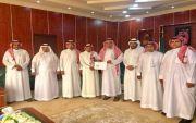 بلدية بارق تصدر أول رخصة صحية عبر بوابة بلدي الألكترونية