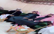 وائل الشهري يحتفل بعقد قرانه