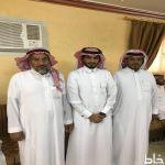 الشاب محمد حمزة البارقي يحتفل بقرانه