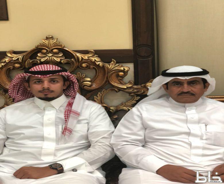 علي أحمد مدين يحتفل بقرانه بمحافظة الأحساء