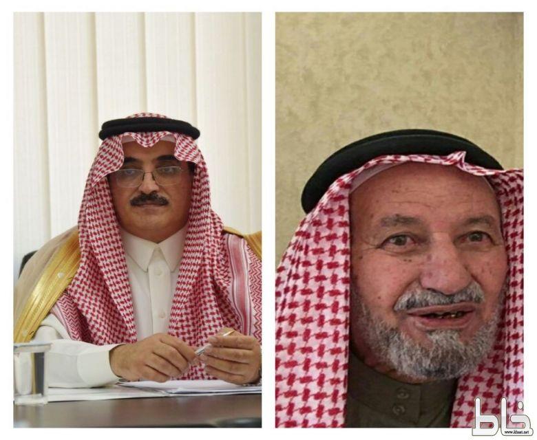 وفاة الشيخ علي بن عبدالرحمن آل حموض شيخ شمل بني مالك شهران سابقاً