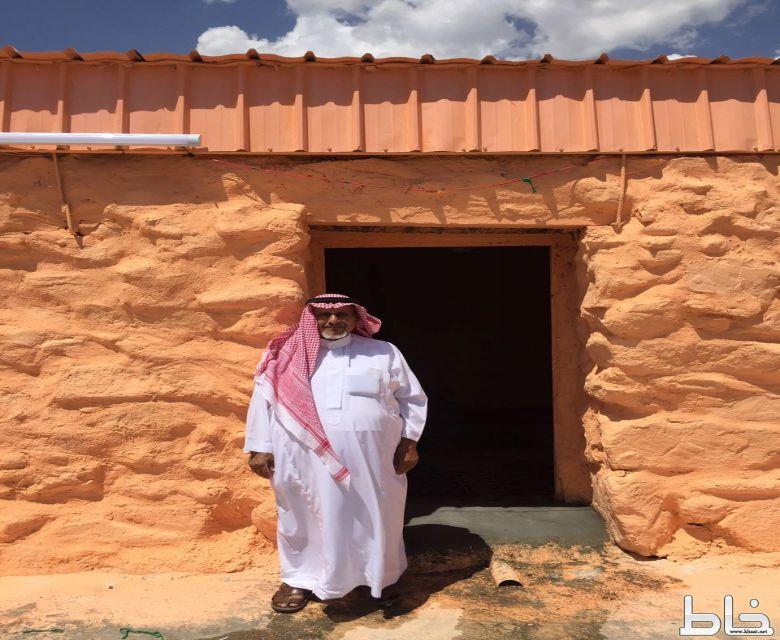 بن هندي يتبنى تأهيل مسجد قرية سنامة التاريخي