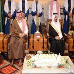 امارة منطقة عسير تحتفي بقدوم صاحب السمو الملكي الأمير / تركي بن طلال بن عبدالعزيز ال سعود نائب أمير منطقة عسير