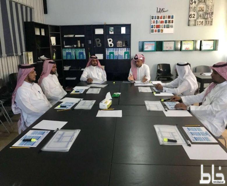 عمار بن ياسر تنفذ برنامج تبادل الزيارات بين المدارس الثانوية الخبيرة والمدارس الجديدة