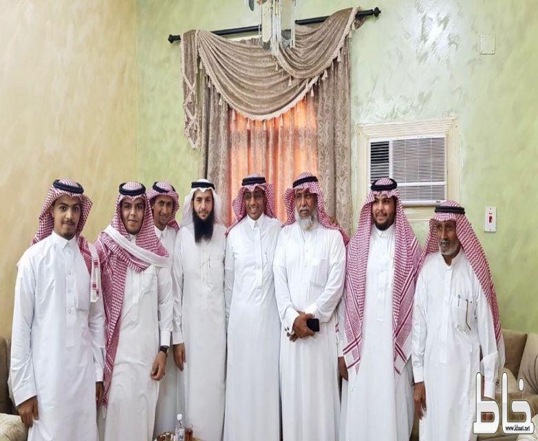 عقد قران الأستاذ علي سالم علي الشهري