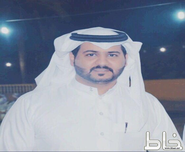 الاستاذ عبدالله العمري يحصل على درجة الماجستير في علم النفس