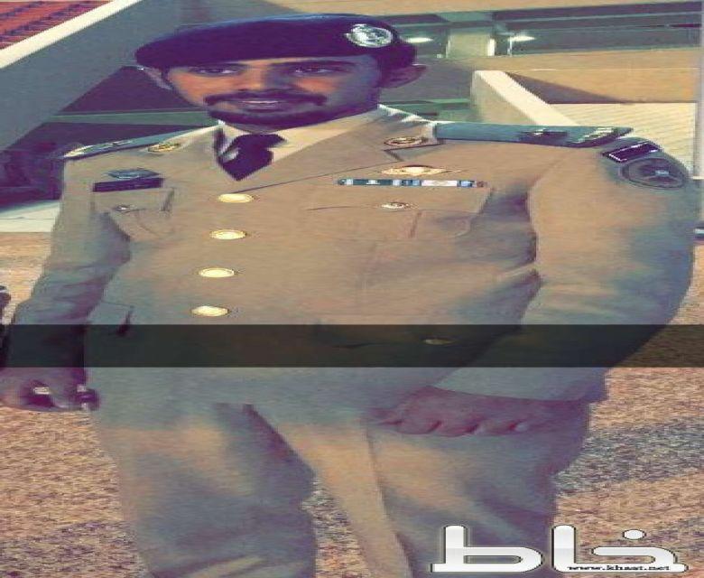 تخرج محمد عبدالهادي العمري من كلية الملك عبدالعزيز الحربية