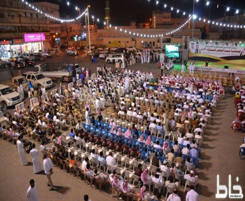 أهالي محافظة محايل يحتفلون بعيد الفطر المبارك