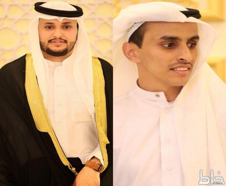 محمد صالح العمري يحتفل بزواج نجليه صالح وسعيد