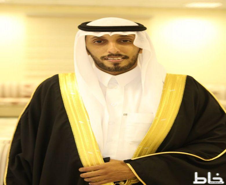 الملازم أول احمد عامر العمري يحتفل بزواجه