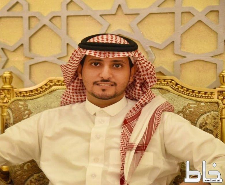عبدالله الراجحي يحتفل بالمولود الجديد