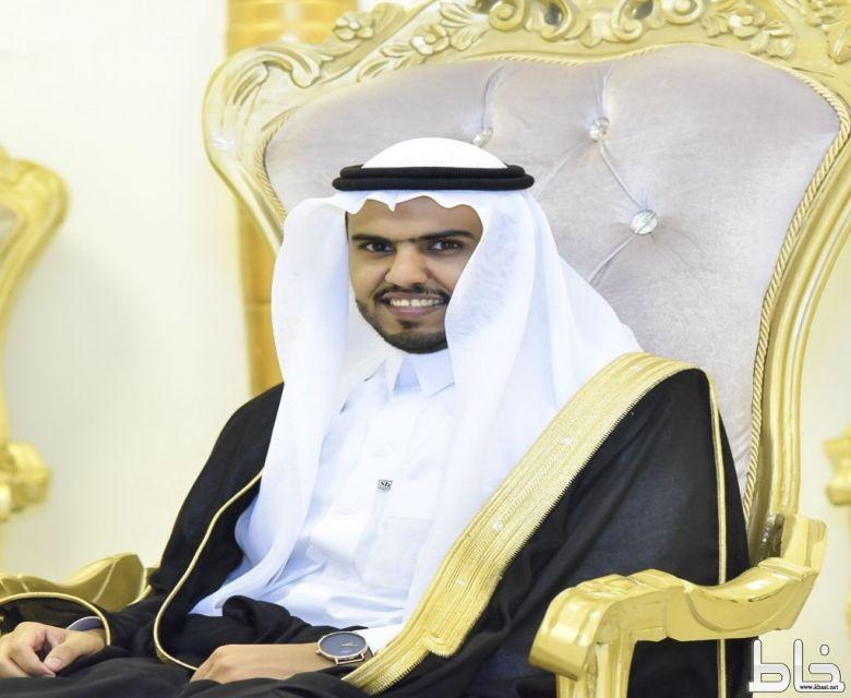 بالصور .. علي محمد عوض السديري يحتفل بزواج