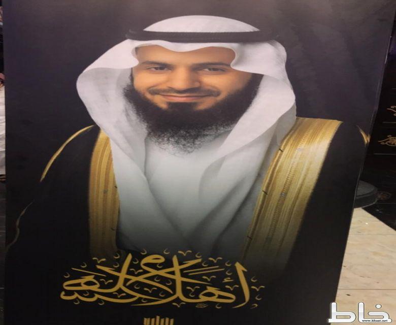 بالصور .. علي بن محمد الشهري يحتفل بزواجه