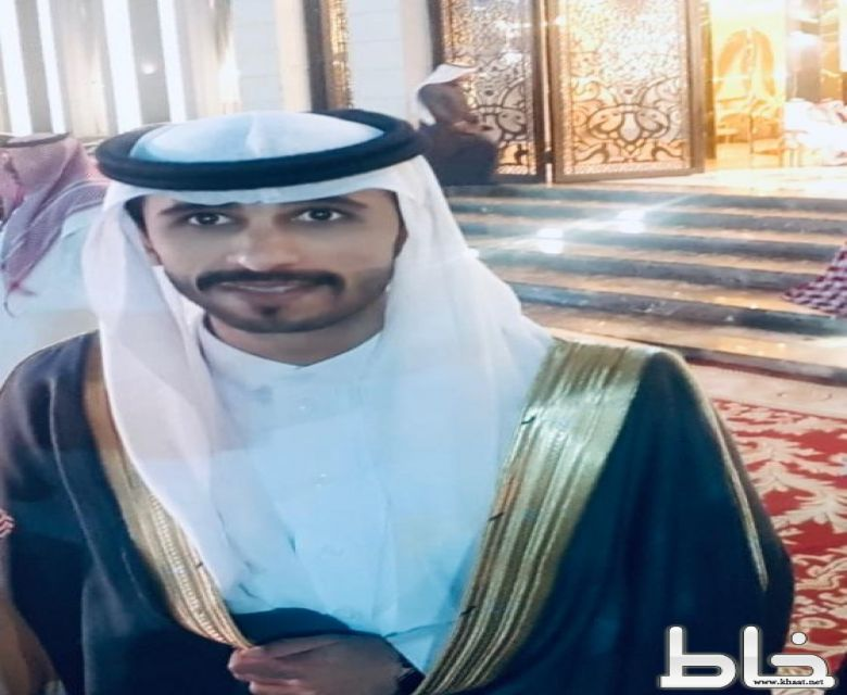 النقيب عبدالله العمري عريساً