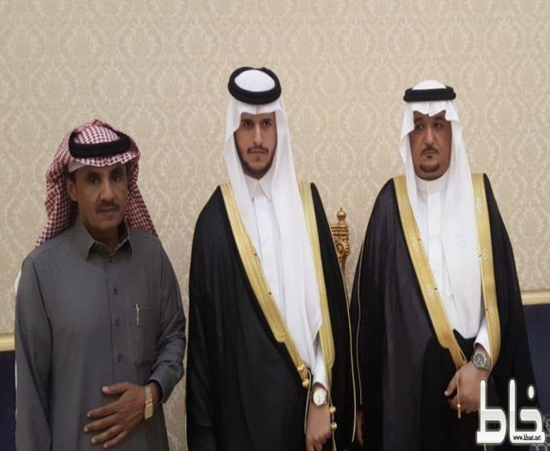 عبدالله العمري يحتفل بزواجه