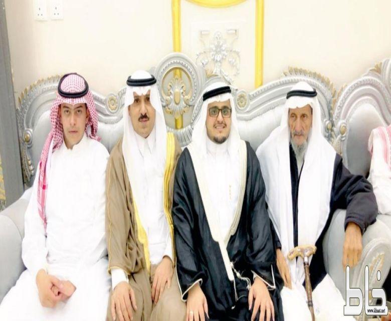 سعود الزهراني يحتفل بزواجه على كريمة فهد الخزمري الزهراني .
