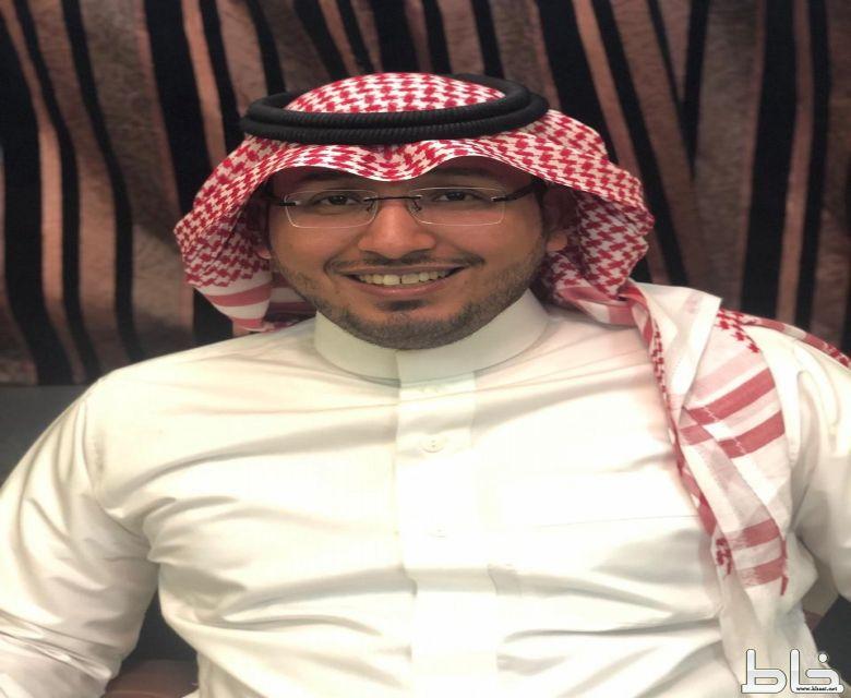 درجة الماجستير لمحمد الشهري المتحدث الإعلامي للهلال الأحمر السعودي بعسير
