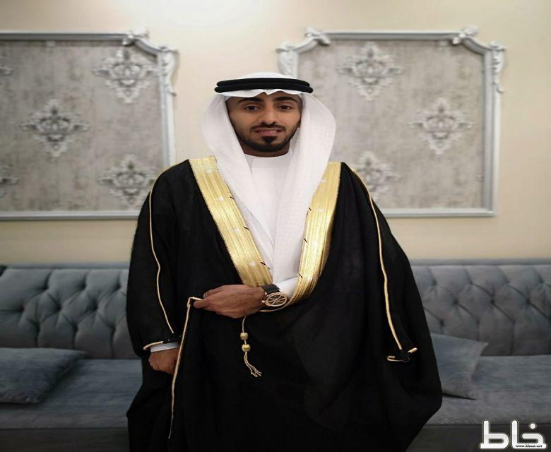 """ال قليل يحتفلون بزواج ابنهم """" عبدالرحمن """" بالمنطقة الشرقية"""
