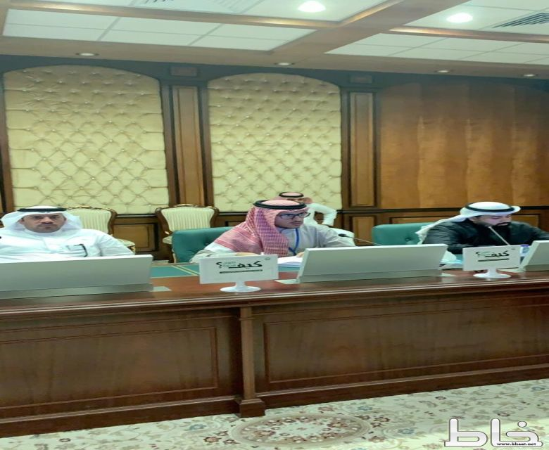 اجتماع عدد من محافظي محافظات منطقة مكة المكرمة