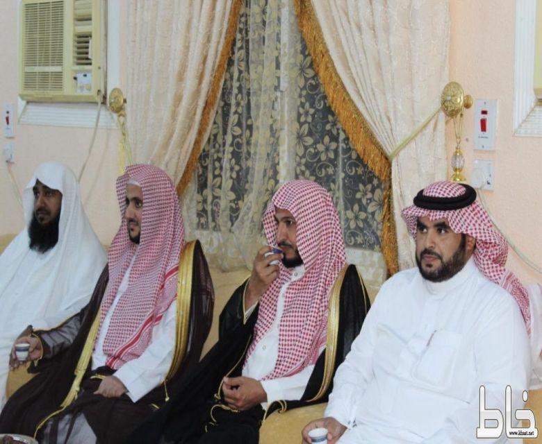 مدير فرع وزارة الشؤون الإسلامية  بمنطقة عسير يزور جمعية تحفيظ المجاردة