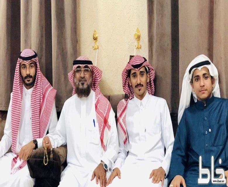 """الشيخ حسن الجابرية يحتفل بقران نجله """" أحمد """""""