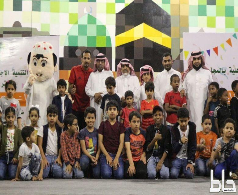 تنمية المجاردة تختتم فعاليات مسرح الطفل وتشكر الداعمين والمشاركين