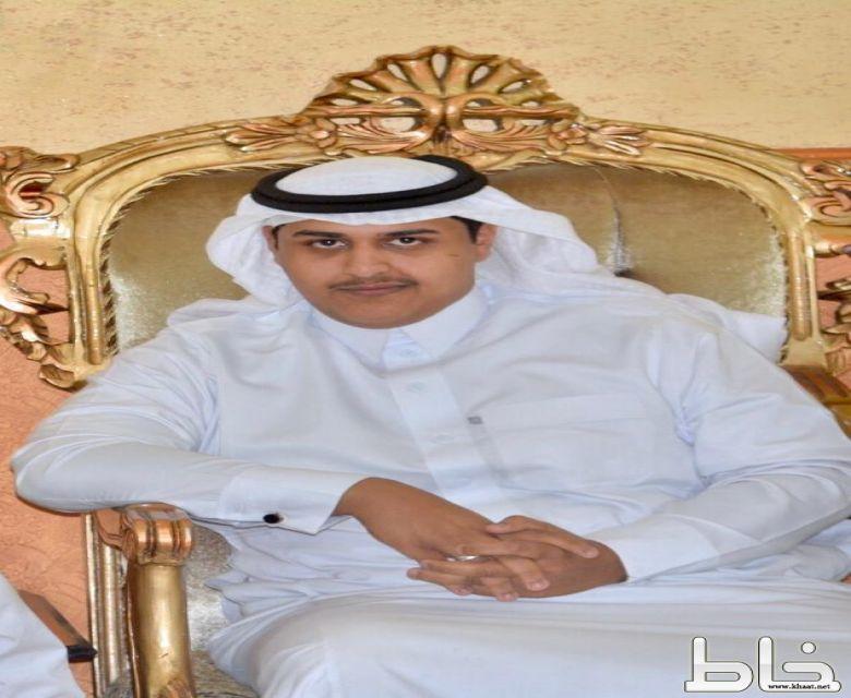 محمد العمري يحتفل بعقد قرانه