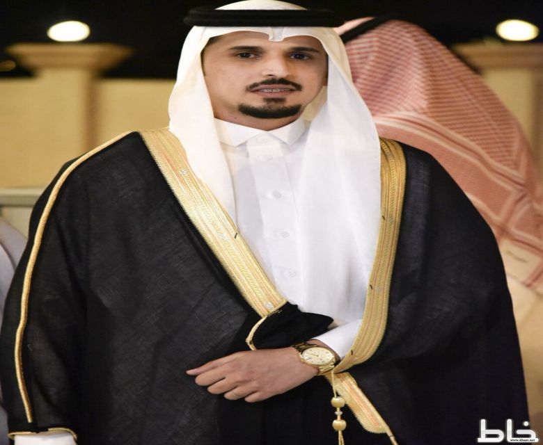 الملازم أول عبدالرحمن فيصل الراجحي يحتفل بزواجه