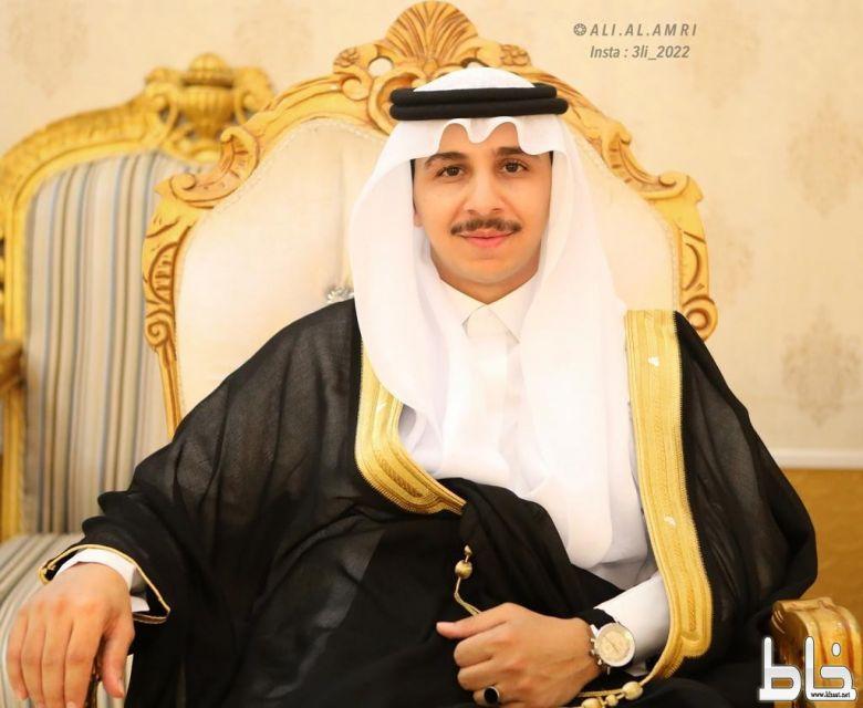 """ال حجوري يحتفلون بزواج الشاب """" عبدالله """""""