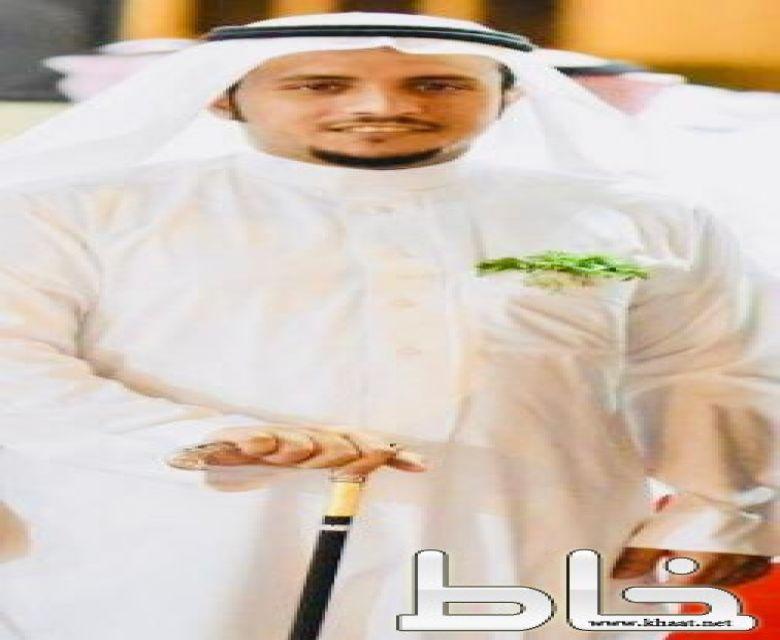 محمد عبدالله مرعي يحتفل بالتخرج من جامعة أم القرى