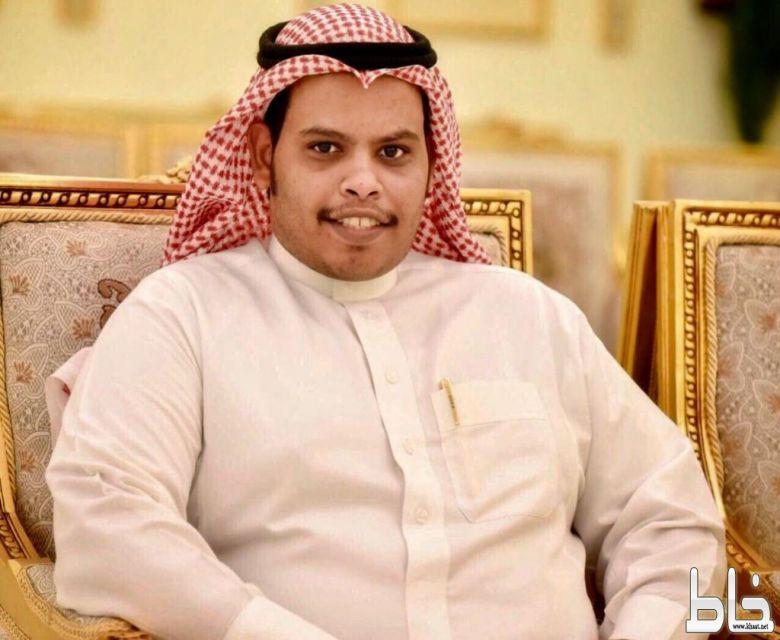احمد علي الشهري يحصل على الباكالوريوس في تخصص إدارة اعمال