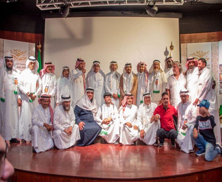 جمعية الثقافة والفنون بجدة تكرم الفنان التشكيلي عبدالله نواوي