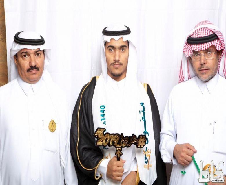 المهندس خالد الشهري يحصل على بكالوريوس الهندسة من جامعة ام القرى