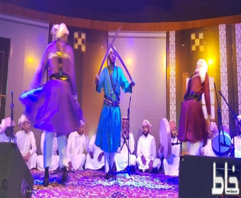 فرقة ثقافة وفنون جدة تقدم عروضاً فنية وتراثية وشعبية احتفالاً بعيد الأضحى المبارك