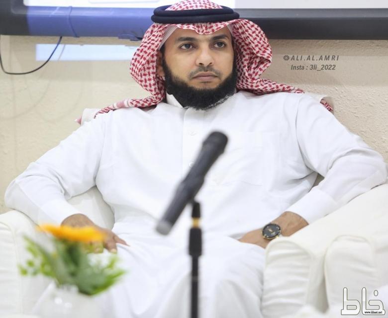 ابن صغير رئيس تنمية المجاردة يهنئ القيادة باليوم الوطني
