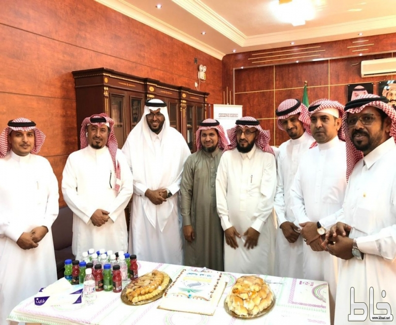 سلطان أحمد البراق رئيساً و محمد علي نائباً لمجلس بلدي بارق