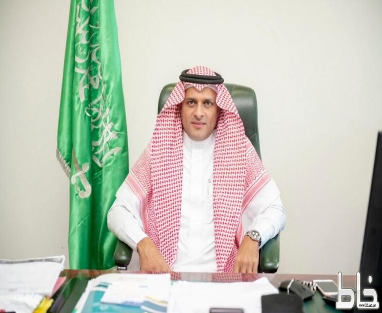 ترقية الاستاذ عمير محمد العمري الى المرتبة الثانية عشر بجامعة الباحة