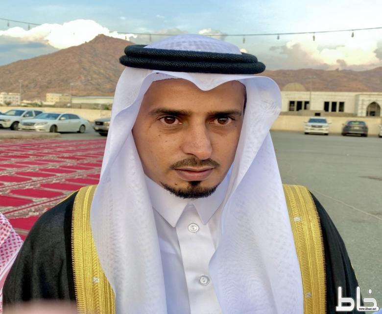 بندر محمد العلواني عريساً