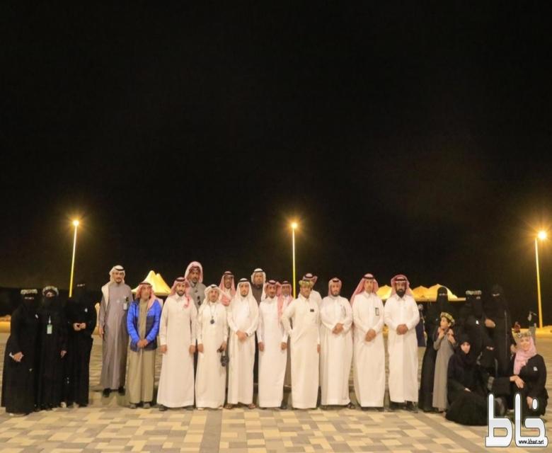 هيئة السياحة بعسير تنظم جولة للمرشدين والمرشدات في بارق