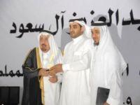 فارس عزيز يحصل على الريشة الذهبية لطلاب التعليم العالي