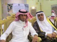حفل تخرج الملازم عبدالعزيز ماشي العمري