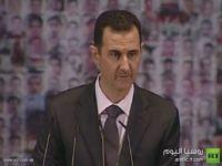 الأسد: نحتاج إلى شريك للدخول في حوار لكننا منذ اليوم الأول لم نجد شريكا لحل سياسي