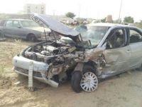 وفاة شاب عشريني على اثر حادث مروري بمحافظة بارق
