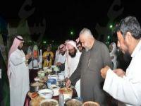 مسنون يشاركون في تحكيم مسابقة أكلات شعبية بمهرجان محايل ادفأ
