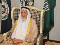 وفاة الشيخ والمربي غرم بن علي المقر الشهري رحمه الله في مدينة الرياض