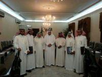 المجلس البلدي بمحافظة بارق يعقد اجتماعه الاول مع المجلس البلدي بأمانة المدينة المنورة