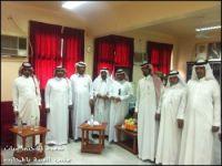 معلمو الاجتماعيات في زيارة تبادلية لمدرسة عمار بن ياسر بثربان