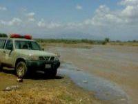 انقاذ محتجزين في السيول غرب ثلوث المنظر