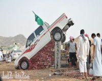 """عدسة """" خــاط """" ترصد تحجير السيارت 2013 بمنتزه الحبله"""